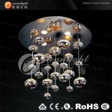 حديث زجاجيّة ثريات مدلّاة إنارة أضواء ([أم801])
