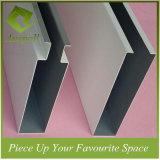 Champaign Goldc$mehrfach-größe Aluminiumdekoration-Leitblech-Decken-Fliesen für Caffe Raum