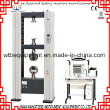 Machine de test universelle électronique de gestion par ordinateur pour le plastique