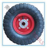 4.10/3.50-4 Ferramenta insufláveis Rubbe roda do carrinho pneumático