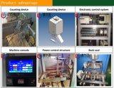 Máquina de empacotamento automática do parafuso dobro do prendedor do disco de choque
