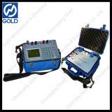 Instrumento geofísico de la exploración, estudio geológico y equipo de prospección geológico