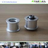 Ricambi auto lavoranti del metallo di CNC di abitudine