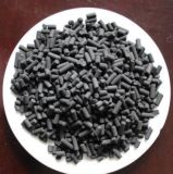 Carbone activé à base de granulat de charbon utilisé dans les produits chimiques industriels