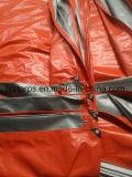 Couverture de camion de bâche de protection de PE, bâche de protection imperméable à l'eau