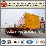3 Aanhangwagen van de Daling van het Vervoer van de Lading stortgoed van assen de Zij Semi