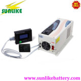 Carregador Solar Inverter Pure Sine Wave 500W-8000W / 10000W / 12000W