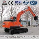 Les meilleures excavatrices de support de chenille des prix de Baoding