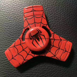 Finger Toy Hand Fidget Spinner avec Spidermen