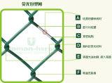 중국제 알루미늄 체인 연결 담