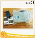 peúgas do aquecimento da bateria recarregável de 3.7V 2200mAh com a bateria recarregável do leão