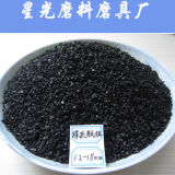 Granulado de coco carbón activado para la recuperación de oro