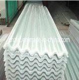 Resistente al calor perfiles de cubierta translúcida FRP