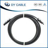 4 мм 6 мм 10мм луженый медный проводник PV1-F кабель солнечной энергии