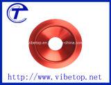 Pièces d'alliage d'aluminium par l'usine d'usinage Chine