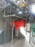 De nieuwe Ontworpen Stoomketel van het Aardgas van de Buis van het Water volledig Automatische
