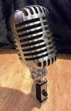 Микрофон ностальгии 55sh иконический Unidyne CSL вокальный