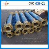 le fil d'acier de 4sp 89mm s'est développé en spirales boyau en caoutchouc de forage