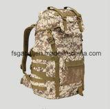 50L 1000d Molle Systems-Armee-Militär tarnt das Wandern des Sport-Beutel-Rucksacks