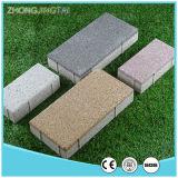 Rectangle/carré coloré pour la route de briques de pavage de l'argile/jardin Constuctions