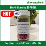 Multi-Vitamin naturelles Softgel Capsule molle