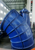Pompe de circulation de flux de centrale de performance de cavitation de série de Zl bonne