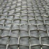 Malla de Alambre engarzado de acero inoxidable resistente al agua/pantalla de malla (kdl-70)