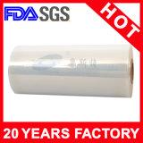 380 мм x 19mic центр полиолефиновых термоусадочную пленку складывания (HY-SF-039)