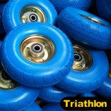 Cosco 알루미늄 손수레 편평한 자유로운 타이어 & 바퀴 4.10/3.50-4 3.50-6