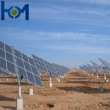 glace solaire Tempered ultra claire d'arc d'utilisation de panneau solaire de 3.2mm