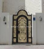 Villa van het Midden-Oosten gebruikte de Decoratieve WoonPoorten van het Smeedijzer
