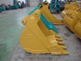 As peças de máquinas da escavadeira caçamba padrão