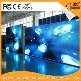 Location P1.6 Indoor Afficheur à LED avec armoire Diecasting