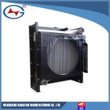 Yc6g245L: 165kw水漕のラジエーターのディーゼル機関の発電機セット