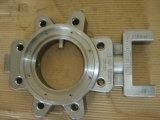 Pezzo meccanico delle parti di metallo della ventola dell'acciaio inossidabile con l'iso 16949
