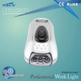 La main Crank Dynamo Lampe de poche avec CE RoHS (HL-LA0407)