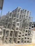 Support en aluminium extérieur d'armature avec le toit