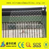 Gabion Ineinander greifen-Maschinen-Drahtdurchmesser: 1.5--3.5mm (PVC-Draht 2.0--4.5mm)