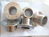 Raccordo per tubi in acciaio inox DIN2999 con flangia da fusione
