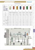 Mola de Molde Padrão boa resistência à pressão da mola de compressão DIN 10X300