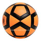 La última balón de fútbol pegado de la talla estándar 5 práctica
