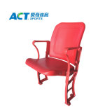 Новые поступления HDPE пластиковый Складной стул стадиона для VIP зона