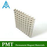 N38 de MiniMagneet van NdFeB van de Ring met het Magnetische Materiaal van het Neodymium