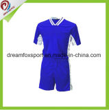 صنع وفقا لطلب الزّبون ملابس رياضيّة [أم] تصميد بوليستر كرة قدم بدلة لأنّ رجال