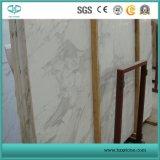 Bianco bianco/orientale statuario/bianco di Danba/mattonelle di marmo bianche di Carrara
