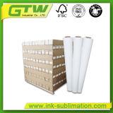 Secado rápido 88gramos de sublimación de papel para la transferencia de calor