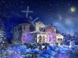 خارجيّة عيد ميلاد المسيح [لسر ليغت] مصغّرة [لسر ليغت] إنارة حديثة خارجيّة