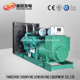 generatore diesel di energia elettrica di 500kVA 400kw Cummins con l'alternatore di Stamford