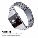 Neues festes Edelstahl-Uhrenarmband für Fitbit Ionen