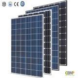 Comitato solare policristallino industriale e residenziale di programma di utilità, dell'annuncio pubblicitario, di applicazione 270W PV